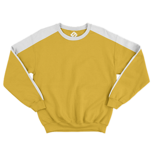 Energy Yellow Unisex Sweatshirt