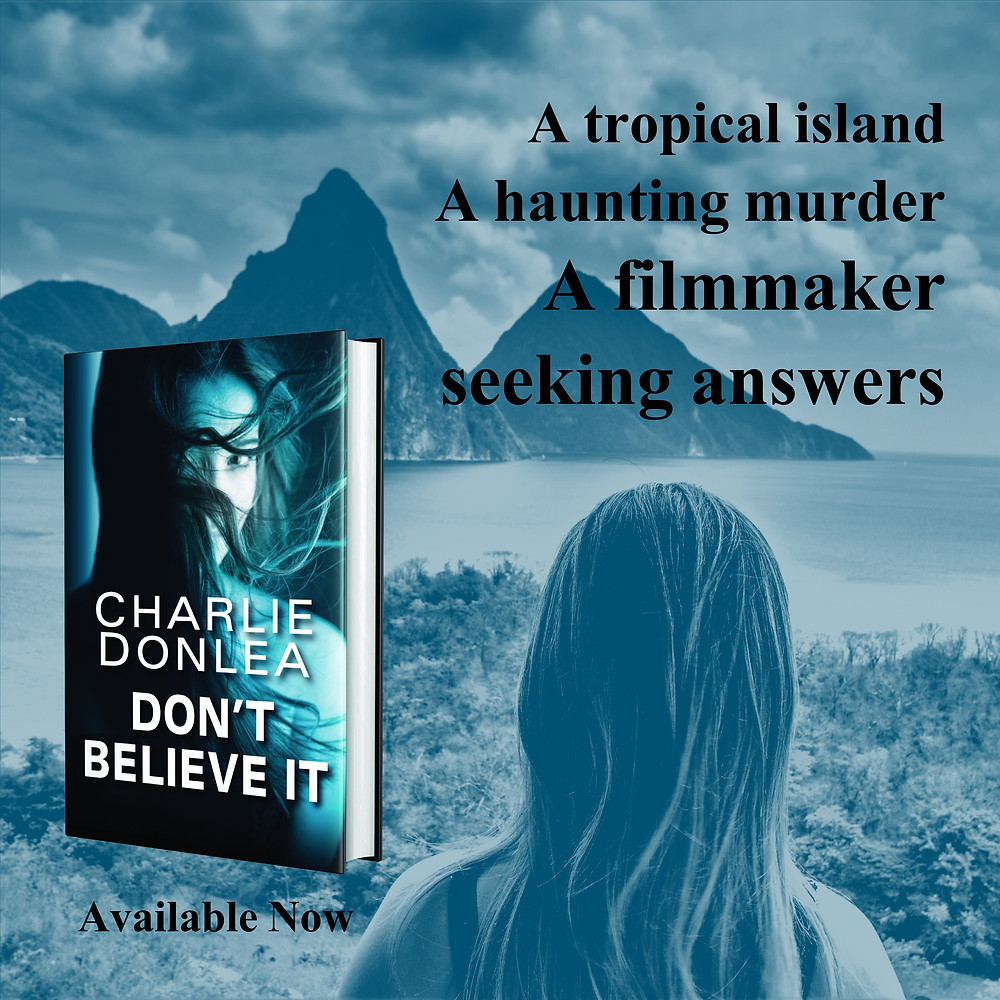 A tropical island.  A haunting murder.  A filmmaker seeking answers.