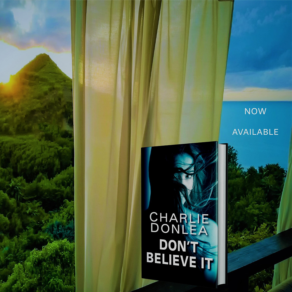 DON'T BELIEVE IT  Available Now