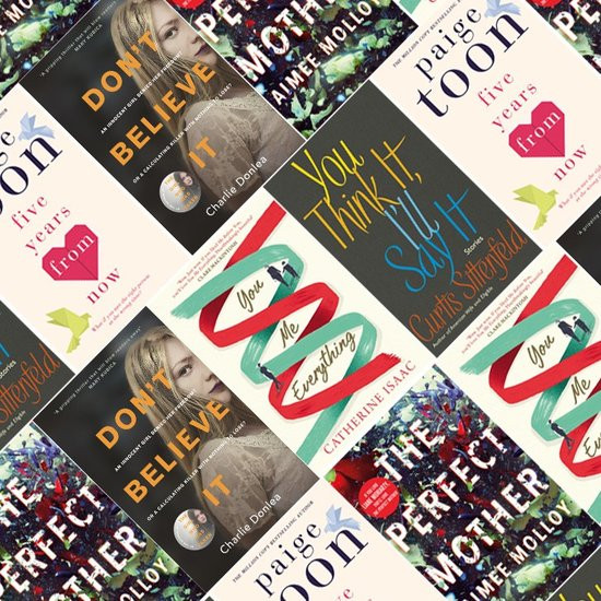POPSUGAR Book Club: 5 of May's Best New Reads Reads