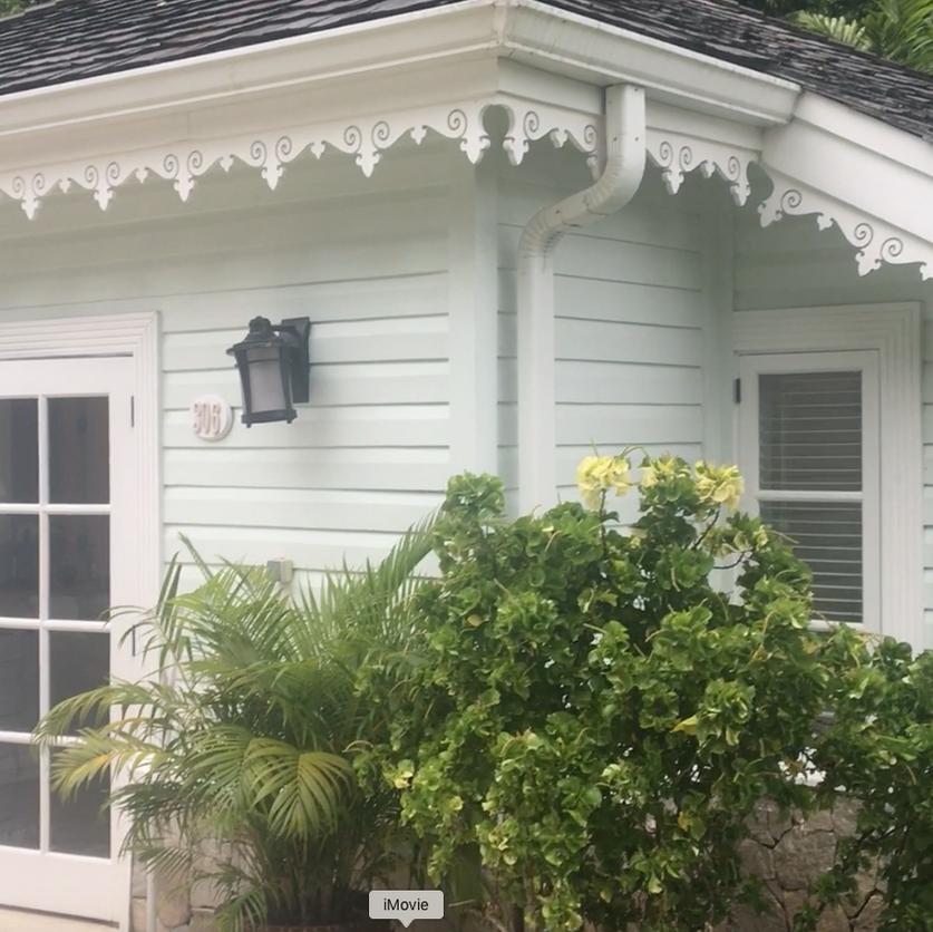Exterior of Villa 306.