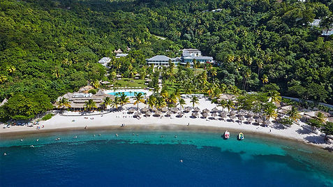 Sugar Beach, A Viceroy Luxury Resort in St. Lucia Where Heaven Meets Earth in a St Lucia Resort & Hotel