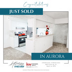 TEAL Just Sold 1165 S Fairplay in Aurora