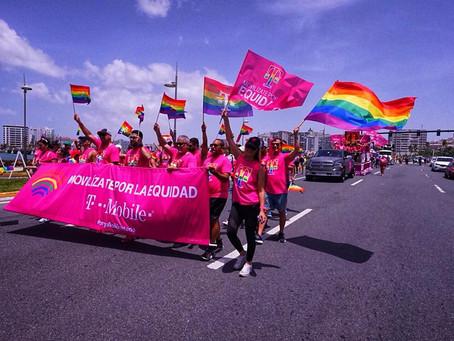 LGBTTIQ + community postpones its 30th edition of PRIDE PUERTO RICO 2020