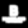 BP white full logo -Transparent backgrou