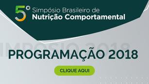 5º Simpósio Brasileiro de Nutrição Comportamental