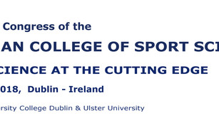 23rd Annual Congress of the European College of Sport Science
