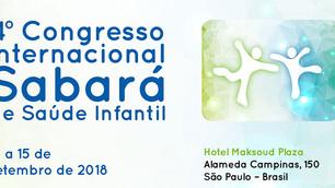 Congresso Internacional Sabará de Saúde Infantil
