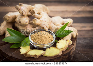 Ginger: to health and to disease