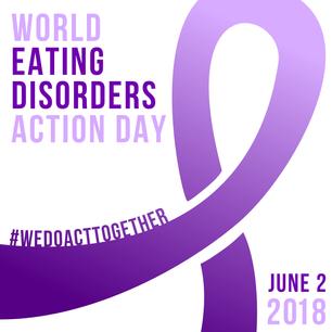 Dia Mundial de Ação sobre Transtornos Alimentares