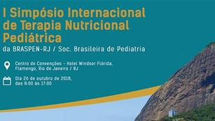 I Simpósio Internacional de Terapia Nutricional Pediátrica