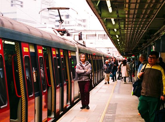 日常01 - 列車