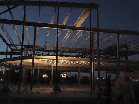 Construction Update (Summer 2016)