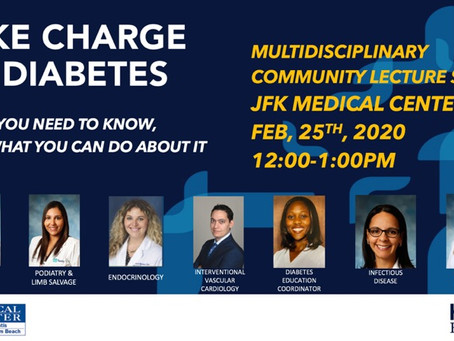 Take Charge of Diabetes