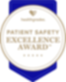 MSPB Health Grades Patient Safety Excellence Award