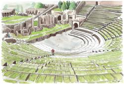 Pompei Teatro / Theatre