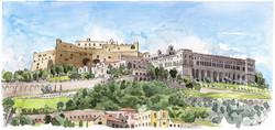 Castel San Elmo e Certosa di San Mar