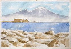 Golfo con Castel dell'Ovo 25€