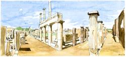 Pompei Foro