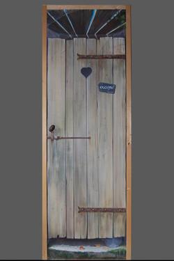 Illusione della porta