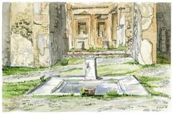 Pompei Casa del Toro