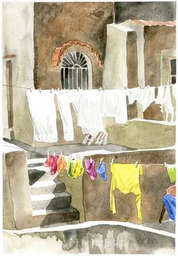 Amalfi, vicoli