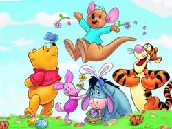 Cameretta Winnie Pooh