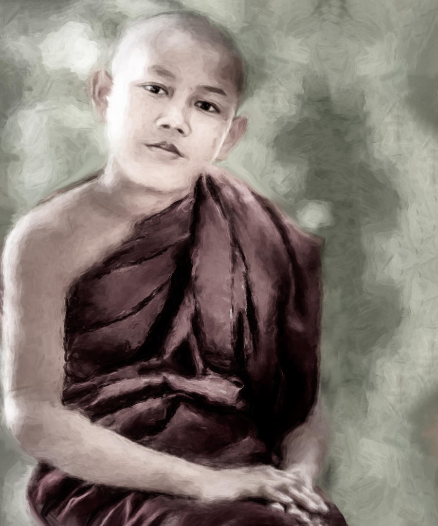 Ilona_3 Young Monk