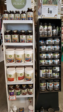 Recovery Animal Supplements and Biologic Vet Supplements