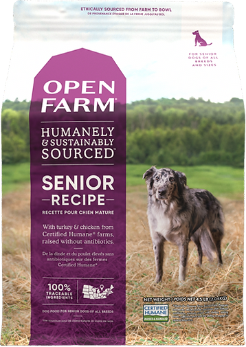 Open Farm Senior Dog Food