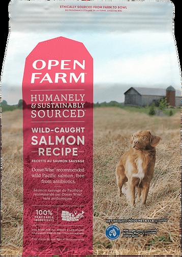 Open Farm Wild-Caught Salmon Dog Food