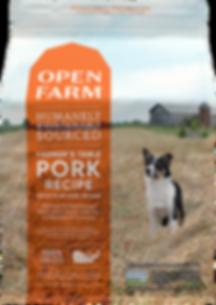Open Farm Farmer's Table Pork