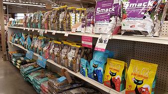 Dry Cat Food Kibble