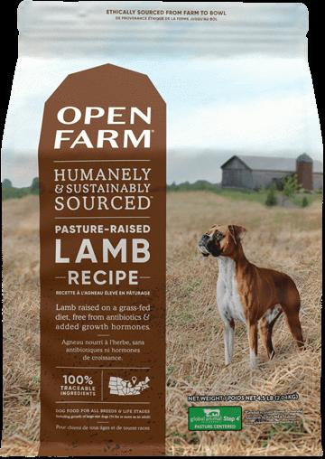 Open Farm Pasture-Raised Lamb Dog Food