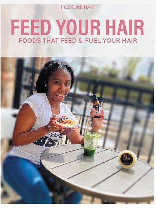 Feed your Hair E-book