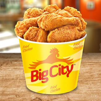Big City Chicken Bucket