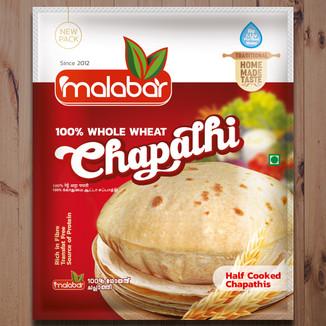 Malabar-Chapathi
