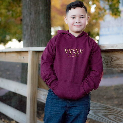 VX Logo Hoodies (KIDS)