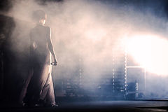 Interprete on Stage Smoky