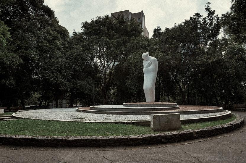 Praça em São Paulo