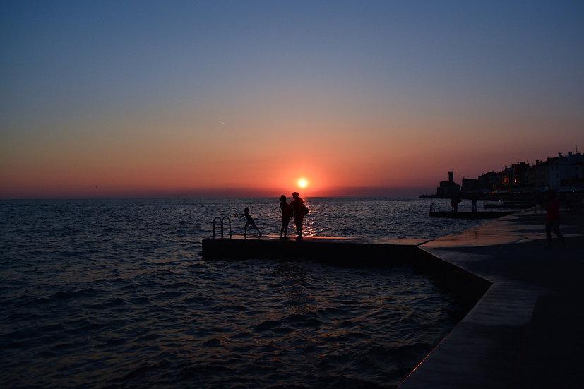 Pesca em Piran