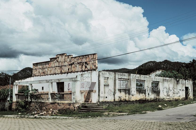 Ruína em Cavalcante