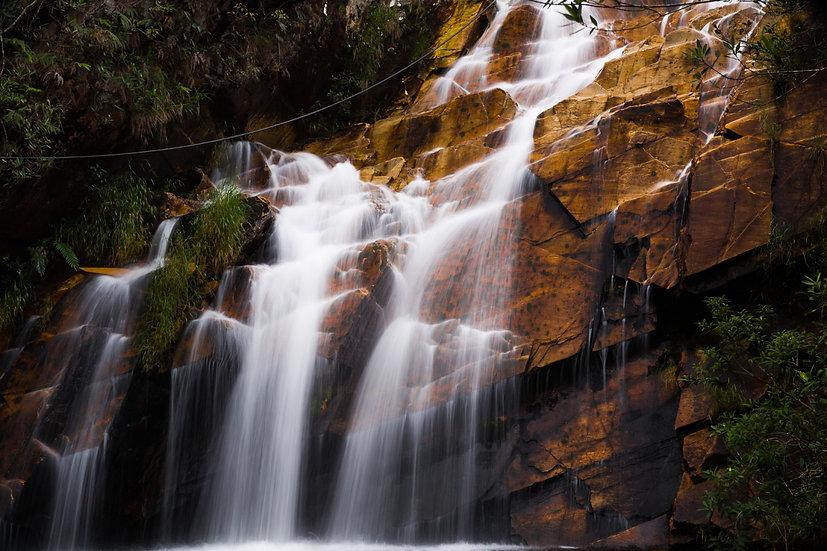 Cachoeira em Delfinópolis