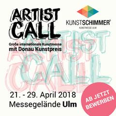 Kunst Schimmer 2018 in Ulm