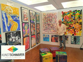 Kunstmesse Ulm / Kunstschimmer 6