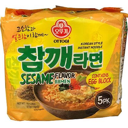 Sesame Flavored Ramen