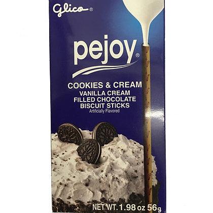 Pejoy Cookies and Cream Buscuit Sticks