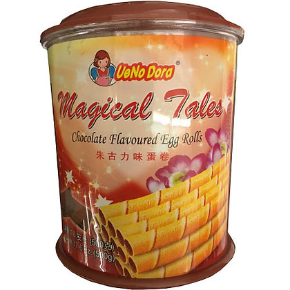 Magical Tales Chocolate Flavored Egg Roll