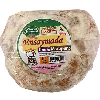 Ube & Macapuno Ensaymada