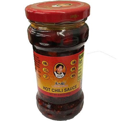 Hot Chili Sauce-Lao Gan Ma